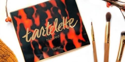 Tarte Hadirkan Palet Eyeshadow Tartelette Toasted