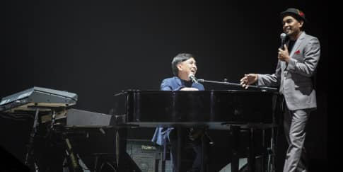 Yovie Widianto Dan Konser 50 Tahun Inspirasi Cinta