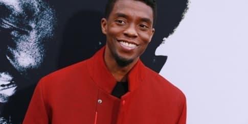 Chadwick Boseman Pemain 'Black Panther' Meninggal Dunia
