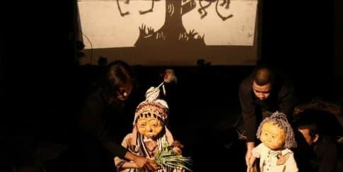 Teater Boneka 'Natuh' Turut Ramaikan Art Jakarta 2018