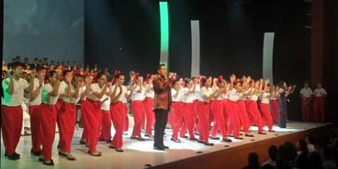 Tenggelam Dalam Irama Orkestra Nusantara