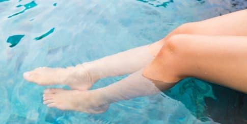 Terapi 'Fish Spa' Berisiko Kehilangan Kuku Kaki