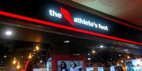 'The Athlete's Foot' Hadir Dengan Konsep Baru