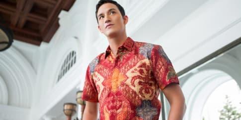 The Cufflinks Store Hadirkan Koleksi Batik 'Nusantara'