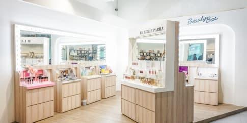 The Goods Dept Luncurkan Beauty Bar Gaet 10 Brand Lokal