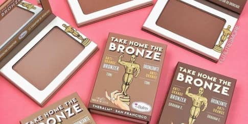 TheBalm Hadirkan Bronzer Tanpa Orange Understone