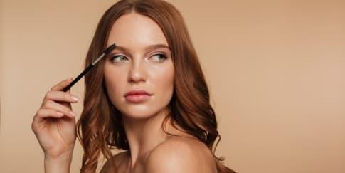 Tips Mudah Memilih Pensil Alis Sesuai Dengan Warna Rambut