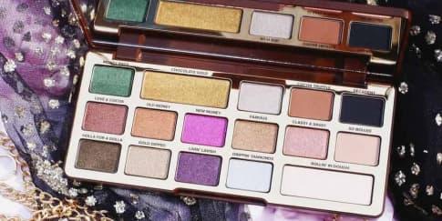 Too Faced Tambah Koleksi Palet Eyeshadow Chocolate