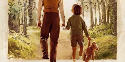 Trailer Baru Film Goodbye Christopher Robin