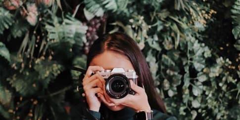 Trik Motret dan Dapatkan Foto Bagus ala Melody Amadea
