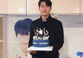 Ulang Tahun Ke-38, Berikut 10 Fakta Tentang Hyun Bin