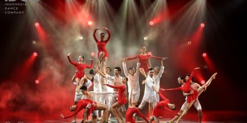 Ulasan 'It's...Show Time': Indonesia Dance Company
