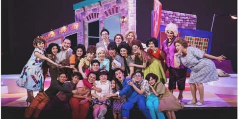 Ulasan Seni Pertunjukan Hairspray: The Broadway Musical