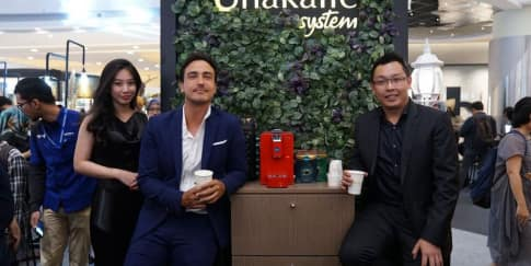 Unakaffe System Hadirkan Cita Rasa Kopi Premium
