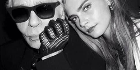 Ungkapan Duka dan Cinta untuk Karl Lagerfeld
