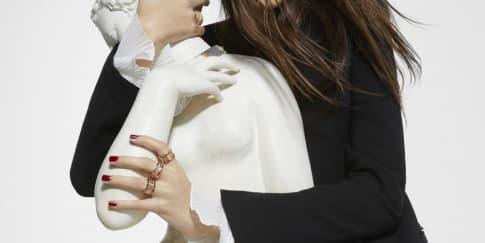 Uniknya Desain Perhiasan 'B.zero1 Rock' Bvlgari