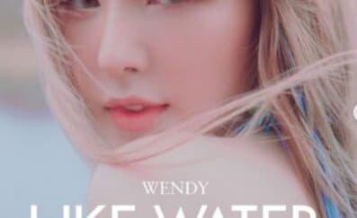 Wendy Red Velvet Akan Debut Solo Pada April Mendatang