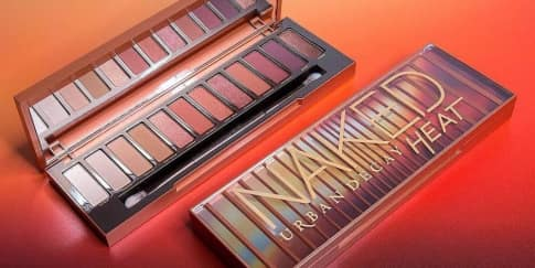 Urban Decay Hadirkan Palet Eyeshadow Naked Heat