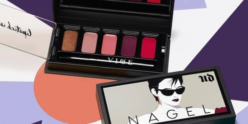 Urban Decay Luncurkan Palet Lipstik Nagel Vice