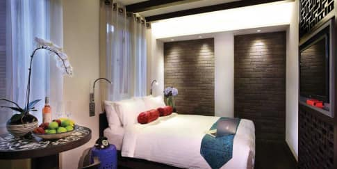 Voucher 3D2N Stay di Amoy Hotel Singapore