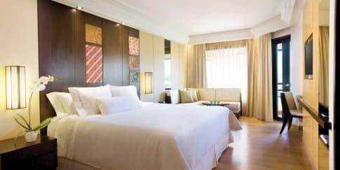 Voucher 4D3N Stay di Westin Bali Hotel