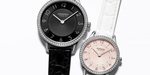 Wajib Punya: Jam Tangan Slim d'Hermès