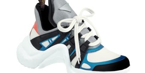 Wajib Punya: Sepatu Sneaker Archlight Louis Vuitton