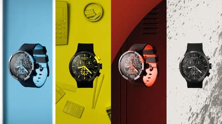 Wajib Punya: Swatch Big Bold Chrono