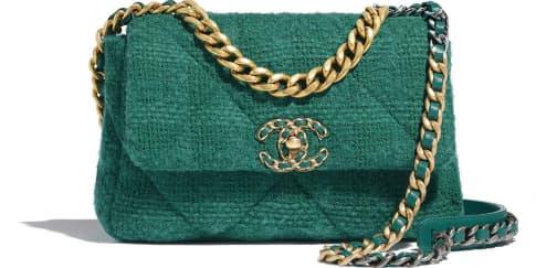 Wajib Punya: Tas Chanel 'Chanel 19'