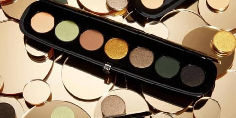Warna Baru Eyeshadow Marc Jacobs: Edgitorial
