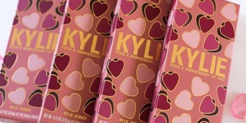 Warna Posie K Kylie Cosmetics Rayakan Ulang Tahun Ke-2