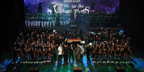 'We Are the Champions': Queen dalam Sentuhan Orkestra
