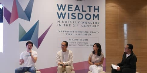'Wealth Wisdom', dari Workshop hingga Kelas Inspiratif