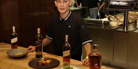 Johnnie Walker Rayakan Selebrasi Wiski bersama Chef Juna