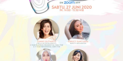 Event Box Herworld - Nu Skin Facial Daring