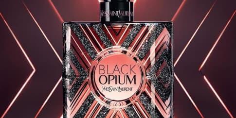 YSL Luncurkan Wewangian Black Opium Edisi Terbatas
