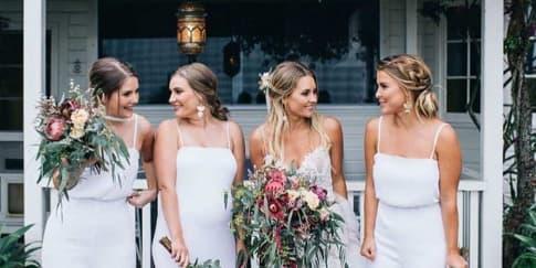 Yang Harus Dipertimbangkan Sebelum Memilih Bridesmaid