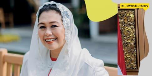 Yenny Wahid, Antara Politik, Idealisme dan Peran Ibu