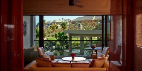 Serunya Libur Lebaran di Ritz Carlton, Bali