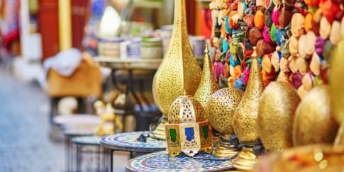 Tempat Wisata di Marrakech yang Harus Dikunjungi