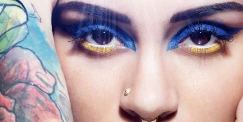 Kehlani Berkolaborasi Dengan Make Up For Ever