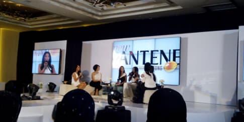 Anggun bersama Pantene Mengajak Para Perempuan Indonesia Untuk Berani Tampil Cantik dan Berkilau