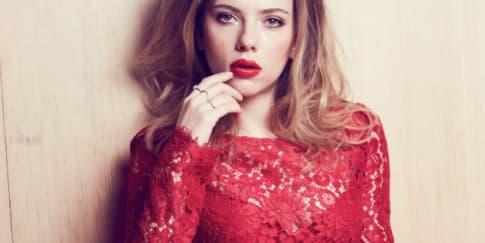 Kado Natal Impian Scarlett Johansson