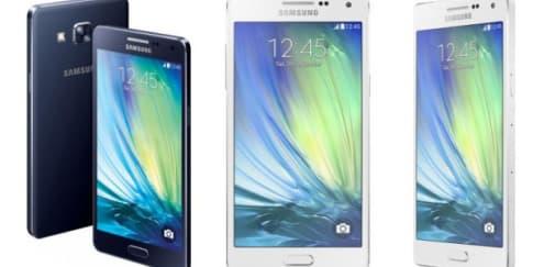 Samsung Luncurkan Seri GALAXY A