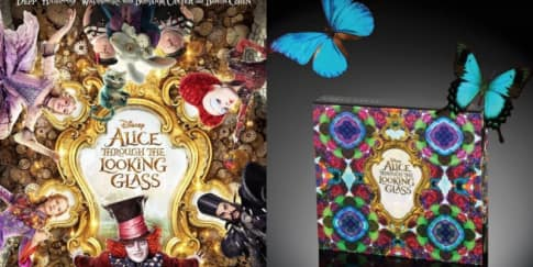 Terinspirasi dari Film Alice Through the Looking Glass, Urban Decay Keluarkan Koleksi Baru