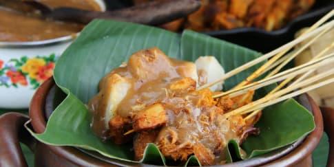 Menebak Negara Asal Makanan Ini