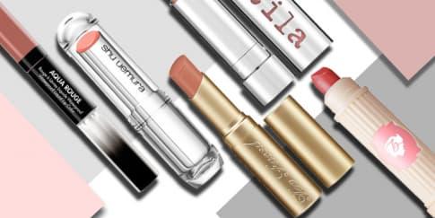 Pilihan Warna Lipstik Nude untuk Lebaran