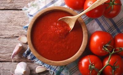 Cara Membuat Saus Tomat Sendiri