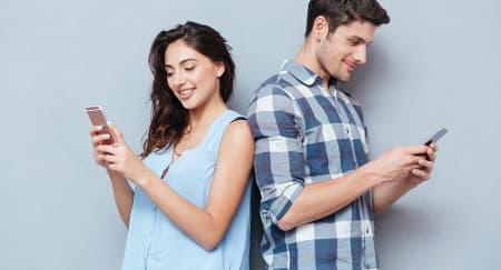 Pacar Ketahuan Punya Aplikasi Kencan, Lakukan Ini
