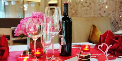 Rayakan Hari Valentine di Hotel Gran Melia Jakarta